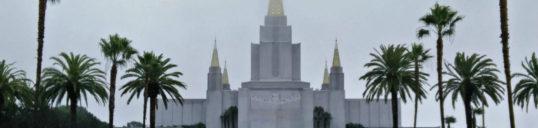 Mormon Temple Oakland CA